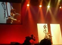 2013.11.4  サロンAllie HAIR COLLECTIONのSpecial Guestとして Performance for the event « Allie Hair Collection » (Tribute to Toshikazu Tsuda (founder of the Hair Salon « Allie »)) – Silk Hall, Kyoto
