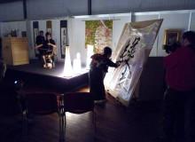 JAPAN ART FESTIVAL オープニングパーティーにて Performance « Japan Art festival : Opening party » – Salzburg, Austria