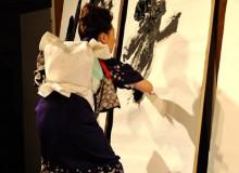 「高岡亜衣を応援する会」ホテルグランヴィア京都にて Performance during support event –  Hotel Granvia, Kyoto
