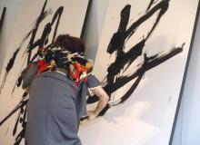 丹後きものまつり2011特設ステージ Performance for « kimono festival » – Tango, Kyoto prefecture